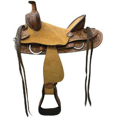 Big Country Tack Jackson Youth Western Saddle