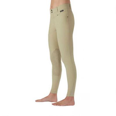 Kerrits Crossover Ladies Knee Patch Riding Breech