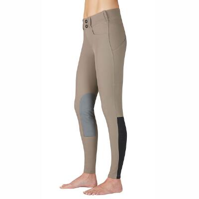 Kerrits Side Pass Pocket Knee Patch Ladies Breech