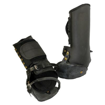 Protecto Trotting Boot with Hinged Speedycut