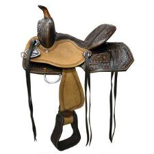 Big Country Tack Sonora Youth Trail Saddle - TB