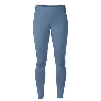 Flow Rise Knee Patch Performance Ladies Tight