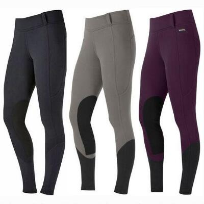 Kerrits Sit Tight Windpro Knee Patch Ladies Tight - Colors