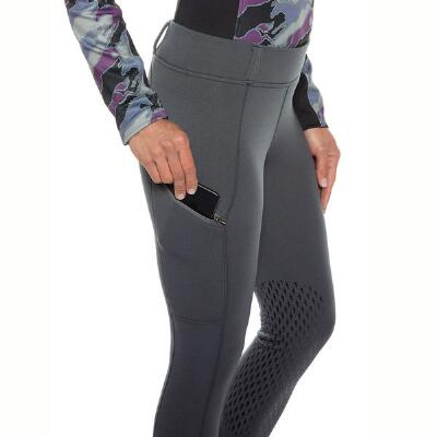 Kerrits PowerStretch Pocket Knee Patch Ladies Riding Tight