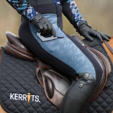 Kerrits Embossed PowerStretch Pocket Ladies Riding Tight - TB