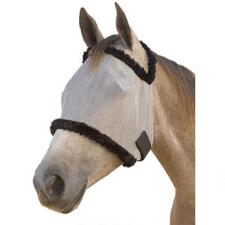 Farnam Supermask II Shimmer Weave Fly Mask No Ears - Horse - TB