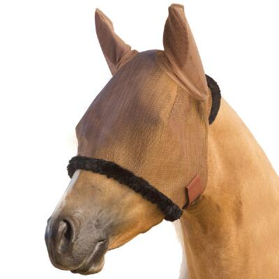 Supermask II Fly Mask With Ears Horse Size