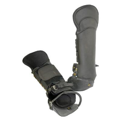 Protecto Full Hock Trotting Boot with Hinged Speedycut