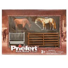 Priefert® Farm Ranch & Rodeo Pasture Horses Play Set