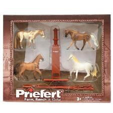 Priefert® Farm Ranch & Rodeo Horse Walker Play Set - TB