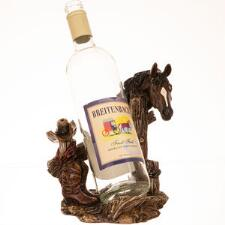 Western Wine Bottle Holder - TB