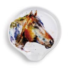 Watercolor Horse Spoon Rest - TB