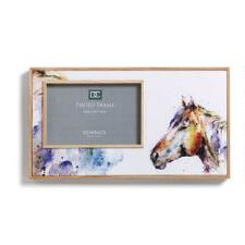 Watercolor Horse 4x 6 Photo Frame - TB