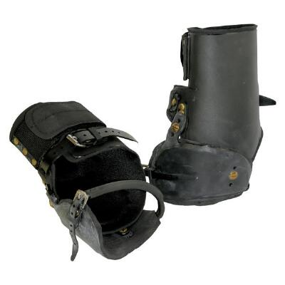 Ankle Boot with Hinged Speedy Cut