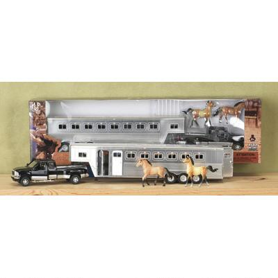 Truck And Trailer Travel Set
