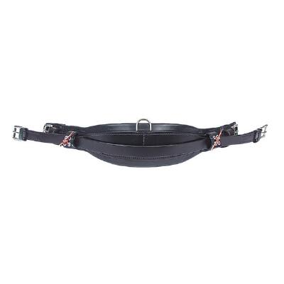 Leather Shaped Girth for 500 Harness