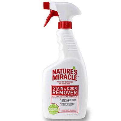 Natures Miracle Scented Stain and Odor Remover Spray