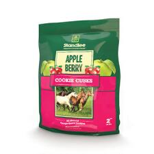 Standlee  Apple Berry Cookie Cubes 2 lb