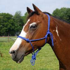 Country Pride Rope Halter - TB