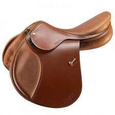 Amerigo Vega Jump Close Contact Saddle - TB
