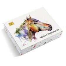 Watercolor Horse Notecard Set - TB