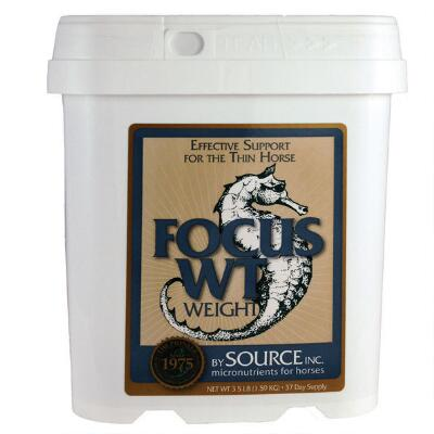 Source Focus WT Weight  3.5 lb