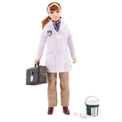 Breyer Veterinarian With Vet Kit