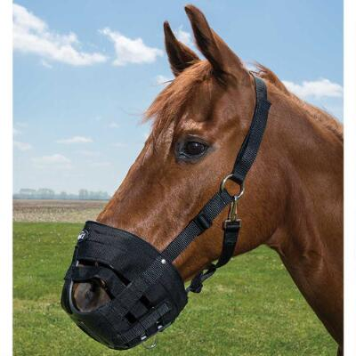 Tough 1 Easy Breathe Grazing Muzzle