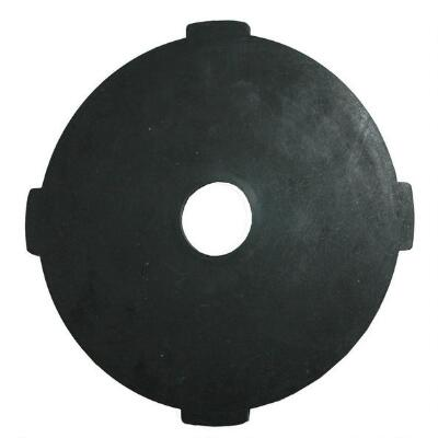 Replacement Rubber Disc For Muzzles