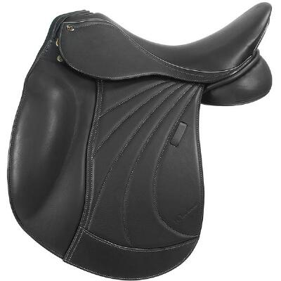 Toulouse Delilah Platinum Dressage Saddle with Genesis