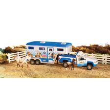 Breyer Stablemates Lights and Siren Animal Rescue Set - TB