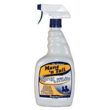 Mane n Tail Spray n White Plus Conditioner 32 oz - TB