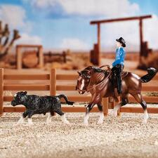 Breyer Stablemates Cutting Horse