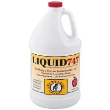 747 Vitamin Liquid Gallon - TB