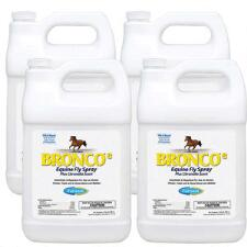 Farnam Bronco e Equine Fly Spray Plus Citronella Case of 4 Gallons - Free Shipping - TB