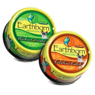 Earthborn Canned Cat Food 5.5 oz