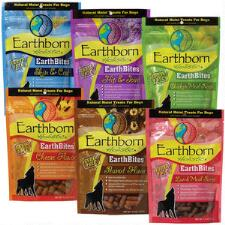 Earthbites Natural Moist Dog Treats