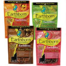 Earthbites Natural Moist Treats for Dogs 7.5 Oz - TB