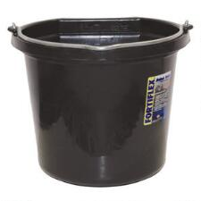 Water Bucket 20 Qt Black