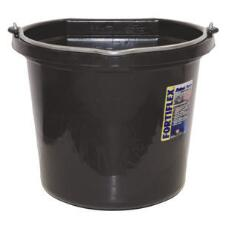 Fortiflex Water Bucket 20 Qt Black - TB