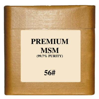 MSM Powder 56 lb