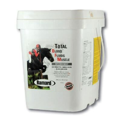 Total Blood Fluids Muscle 11.9 lb