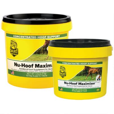Select The Best Nu Hoof Maximizer 5 Lb