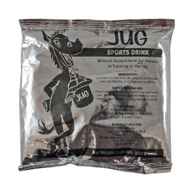 Jug Electrolytes Packet  8 oz Single Dose