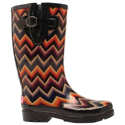 Chevron Ladies Rainboot