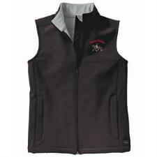 Classic Soft Shell Ladies Vest Left Chest Embroidered - TB