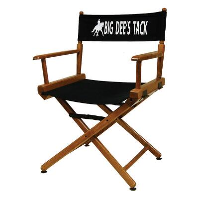 Directors Chair Customized