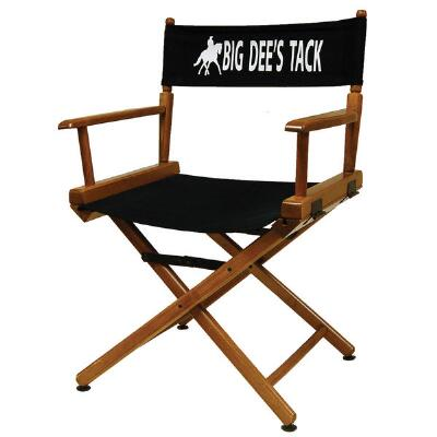 Customized Directors Chair