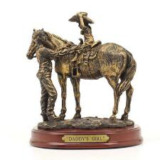 Daddys Girl Statue