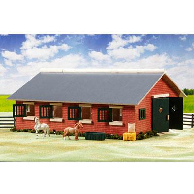 Breyer Stablemates Deluxe Stable Set
